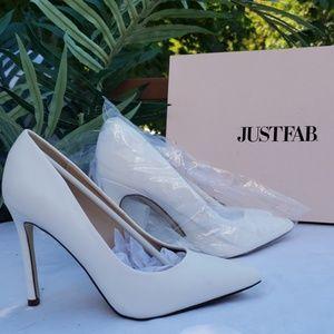 Justfab Lyssa Classic Pump Women's size 6